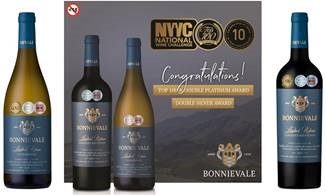 Bonnievale Wines Premium Limited Release Bags More Awards (Galore SA)